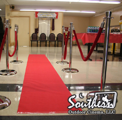 Red Carpet - Indoor Movie