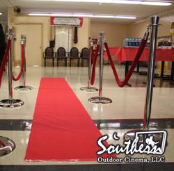 Red Carpet - Indoor Movie
