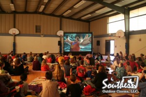 SOC - Movie night at school - Atlanta