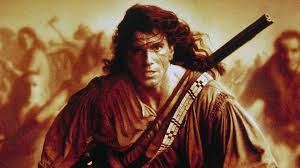 Last Of Mohicans Filmed atChimney Rock