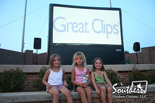 Outdoor Movie Sponsor