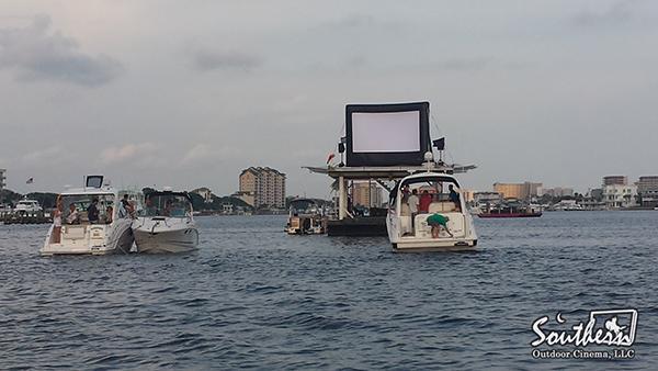 Boat-in / Sail-in Movie