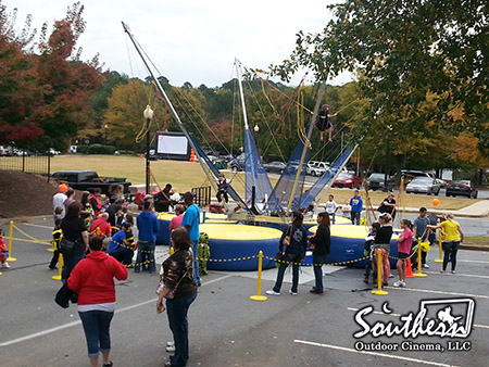 Fall Festival includes Carnival Rides