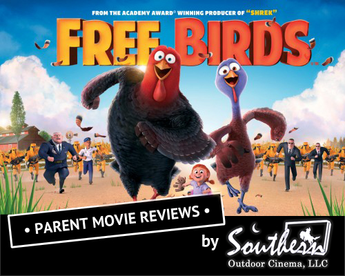 Free Birds - Parent Movie Review