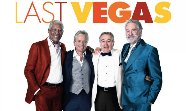 Last Vegas Filmed in Georgia