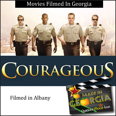 Filmed in Georgia: Courageous