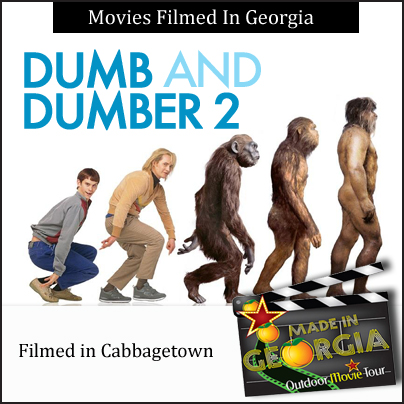 Filmed in Georgia: Dumb and Dumber 2