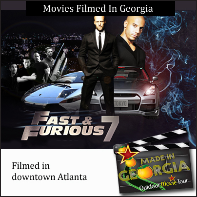 Filmed in Georgia: Fast and Furious 7