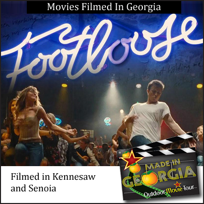 Footloose Filmed In Georgia