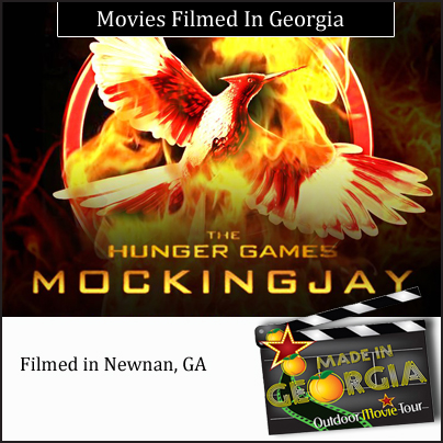 Filmed In Georgia: Hunger Games Mockingjay