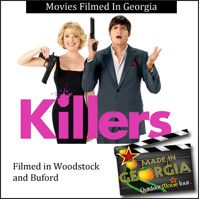 Filmed in Georgia: Killers