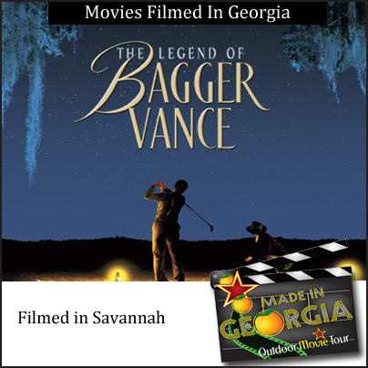Filmed in Georgia: The Legend of Bagger Vance