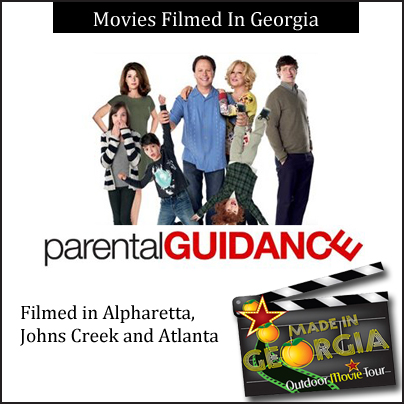 Filmed in Georgia: Parental Guidance