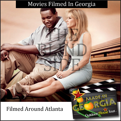 Filmed in Georgia: The Blind Side