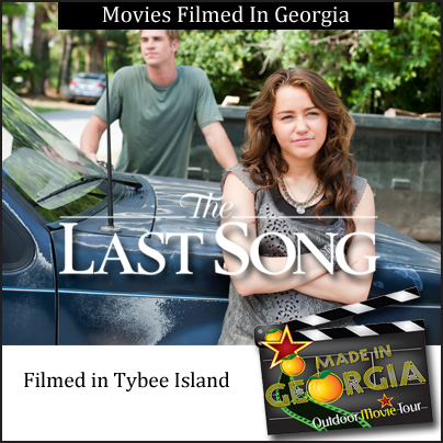 Filmed in Georgia: The Last Song