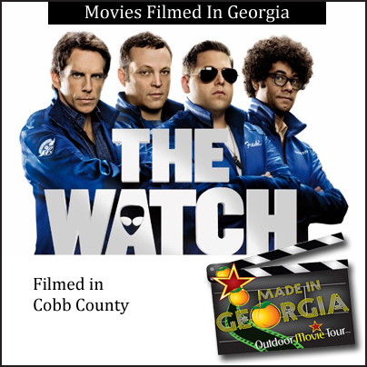 Filmed in Georgia: The Watch