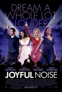 Joyful Noise filmed in Georgia