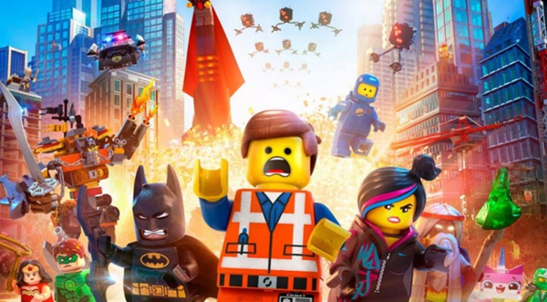 Parent Movie View: The Lego Movie