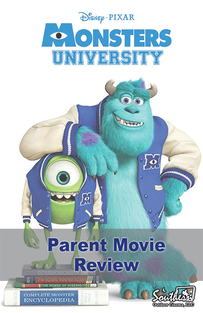 Monsters University of Monsters University by Southern Outdoor Cinema