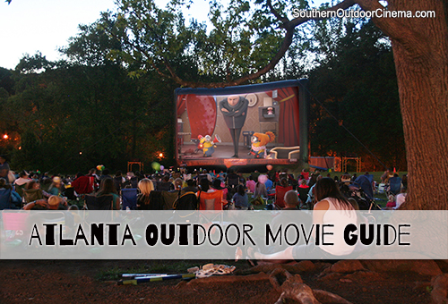 2014 Atlanta Outdoor Movie Guide
