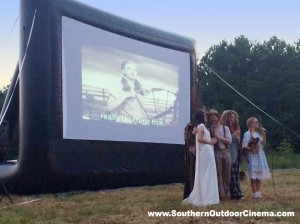 Wizard of Oz Outdoor Movie Event