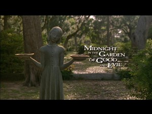 Midnight in the Garden of Good and Evil Filmed in Georgia