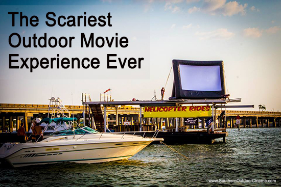 The Scariest Outdoor Movie Experience Ever