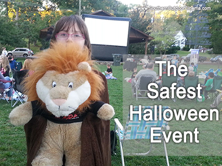 The Safest Halloween Event