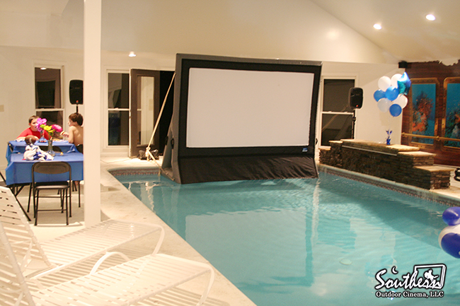 Inflatable Movie Screen Rental Atlanta