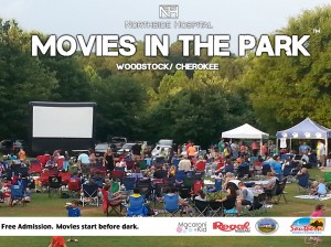 Georgia Movies In The Park