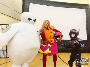 Big Hero 6 Movie Characters