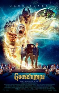 Southern Outdoor Cinema's Parent Movie Review of Goosebumps: The Movie