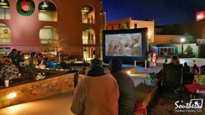 SOC Holiday Outdoor Movie On Ice
